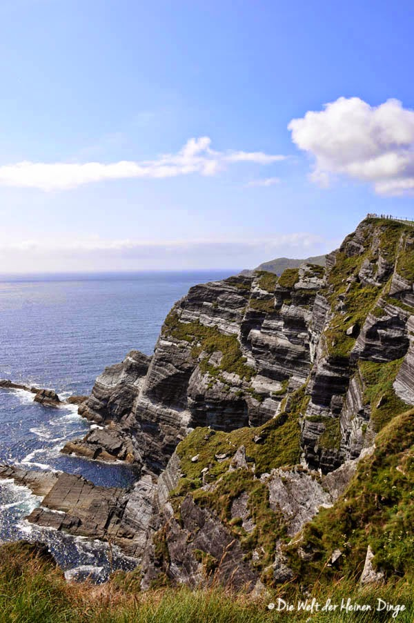 Irland: Ring of Kerry - Klippen