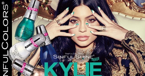 In Chic Beauty: Kylie Jenner Teams Up With Sinful Colors Nail Color