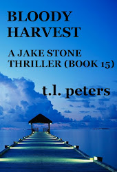 Bloody Harvest, A Jake Stone Thriller (Book 15)