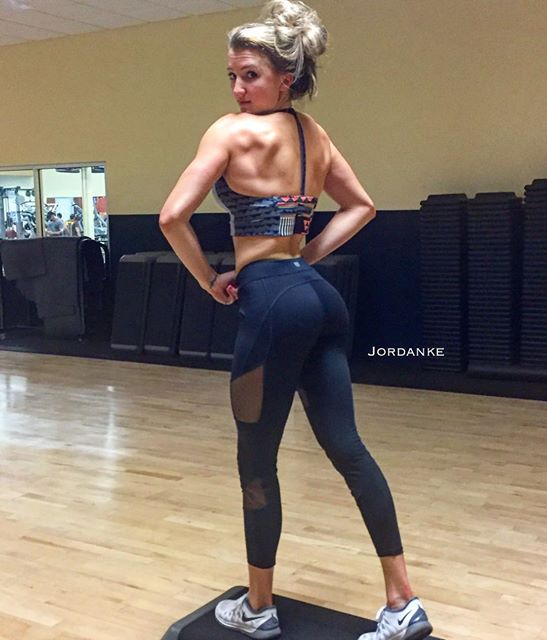 Fitness Girl JORDAN EDWARDS
