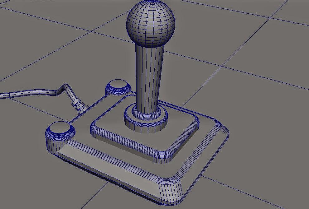 Joystick Modeling H