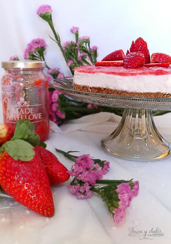 tarta-queso-saludable-sin-horno-cheesecake