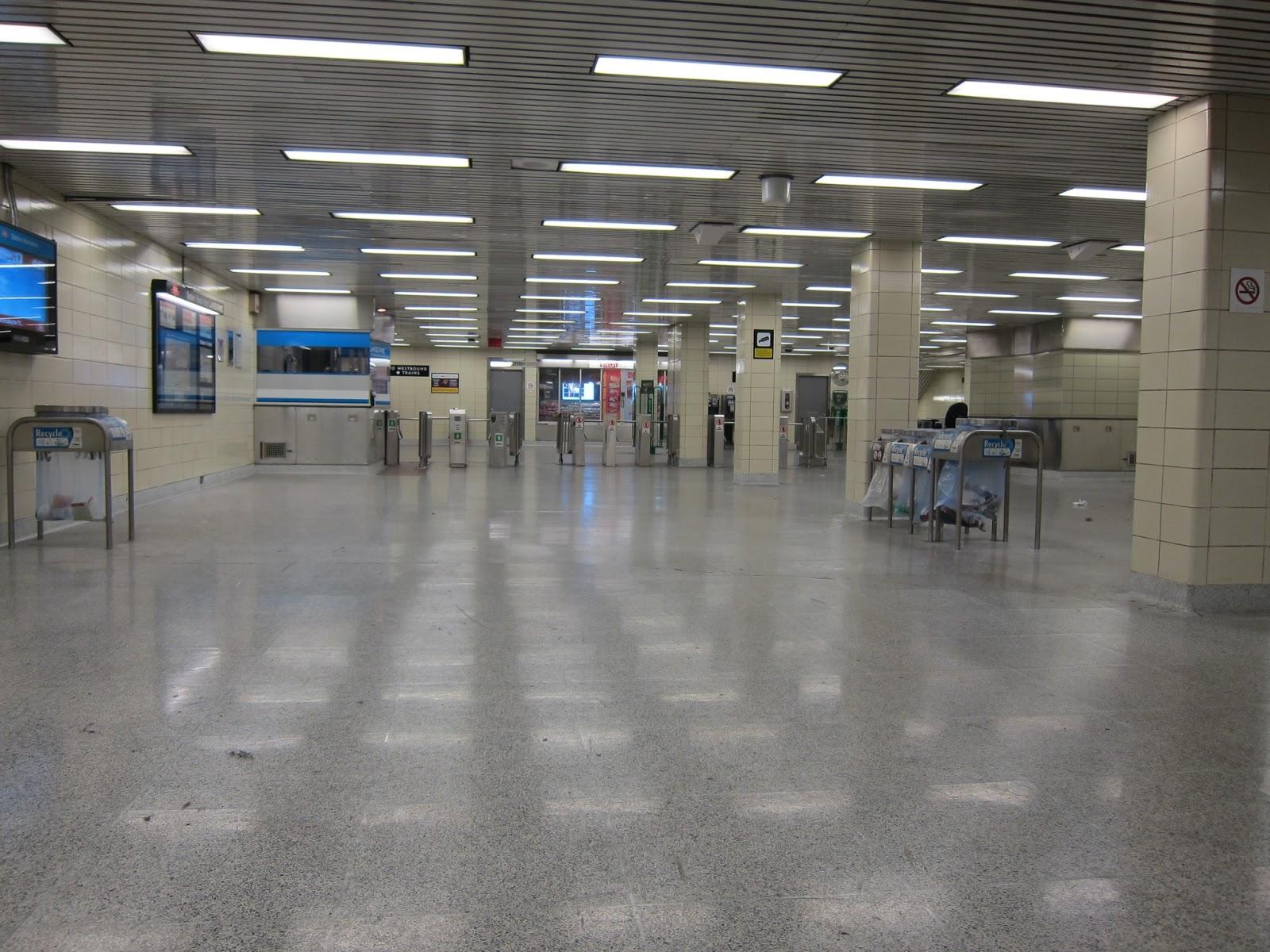 Lasndowne concourse