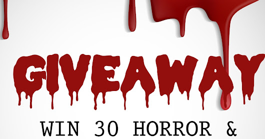 Massive Thriller and Horror Giveaway
