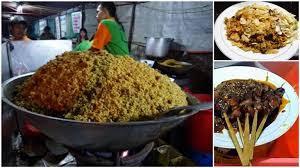 Kuliner Indonesia -Nasi Goreng Kambing Kebon Sirih