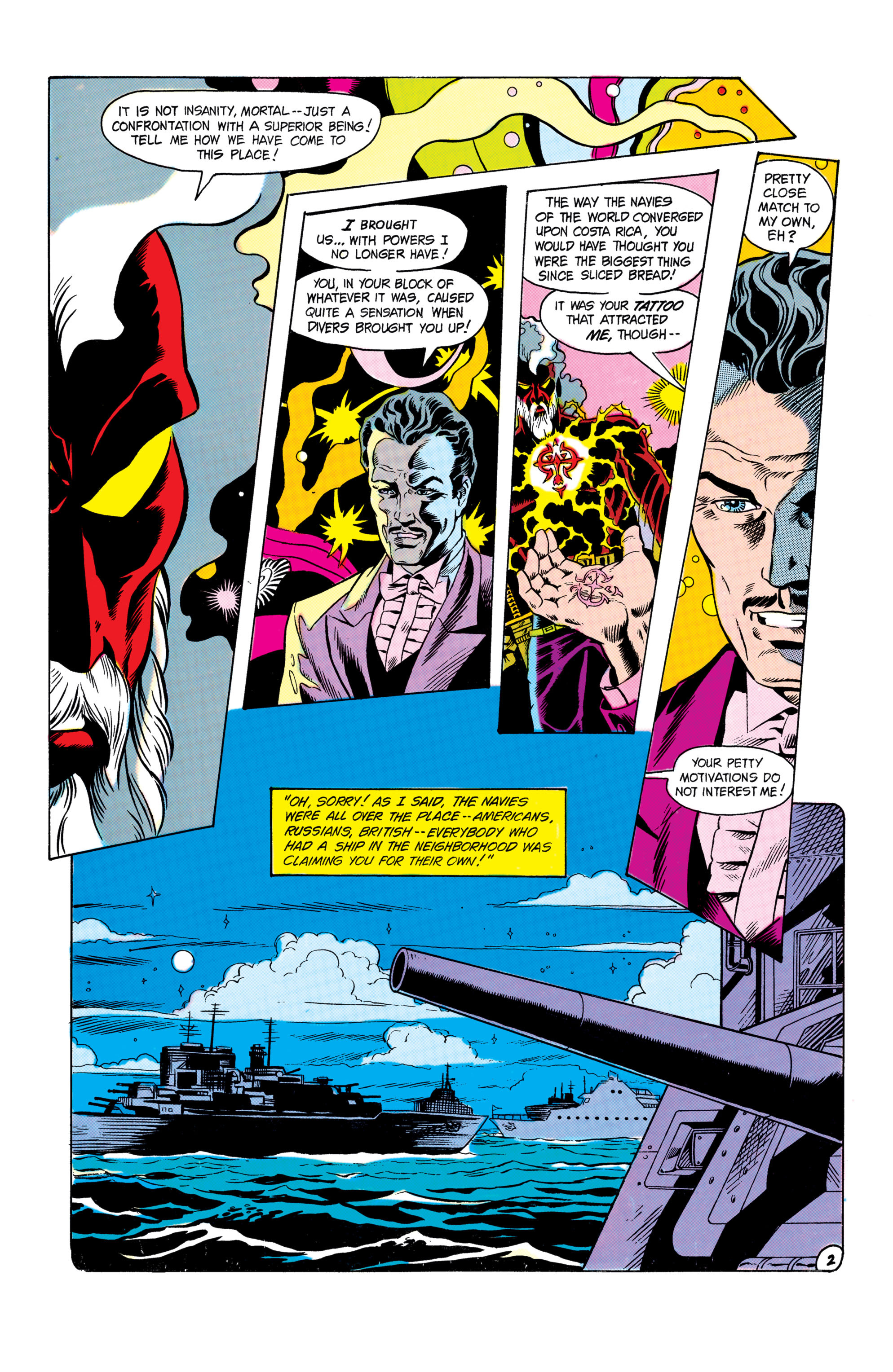 Read online World's Finest Comics comic -  Issue #306 - 3