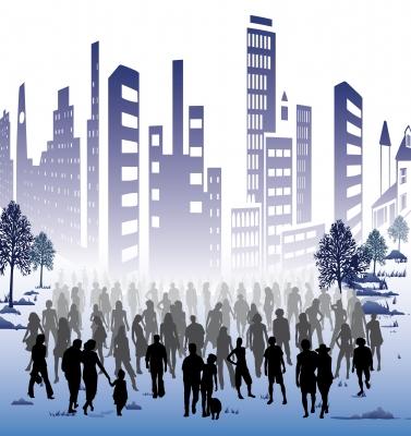 Multidao-em-uma-grande-cidade-figura