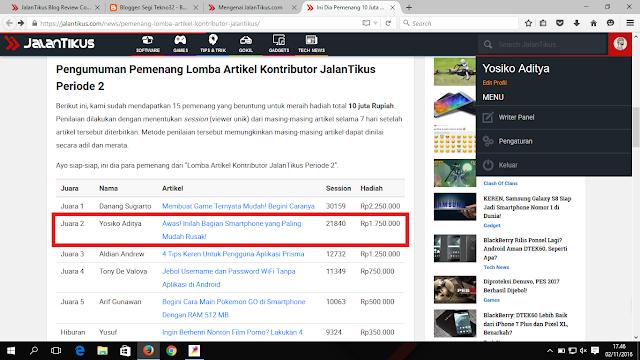 Review JalanTikus.com - Situs Teknologi no1 di Indonesia 2