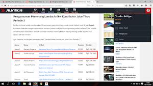 Review JalanTikus.com - Situs Teknologi no1 di Indonesia