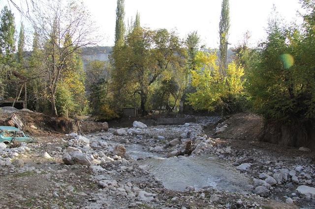 Kirghizistan, Arslanbob, © L. Gigout, 2012