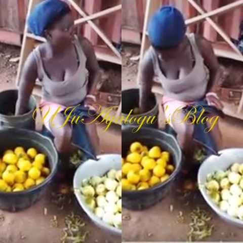 Two 'Evil' Women Finally Arrested Over the Sale of Artificial Coloured Oranges (Photo/Video)