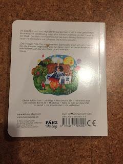 JKinderlieder Johannes Stankowski Alles wird bunt CD und Kinderbuch Eva-Maria Ott-Heidmann