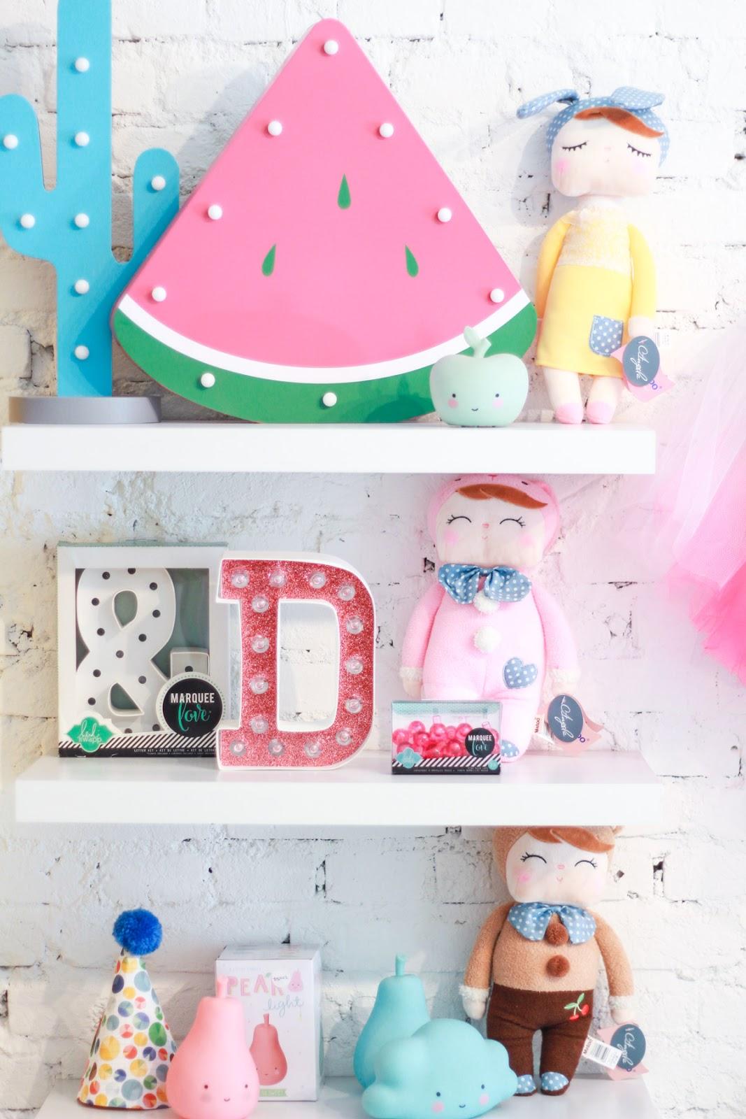 decoração loja infantil sao paulo