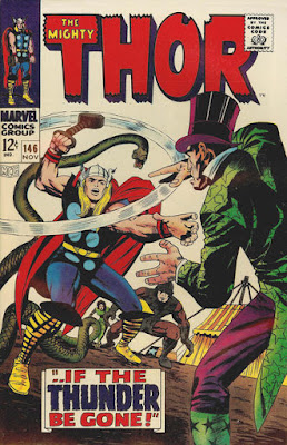 Thor #146, the Circus of Crime
