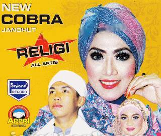 Download album new Cobra religi vol 21 edisi ramadhan 2015