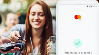 Pareri plati cu telefonul Mastercard phyre portofel digital