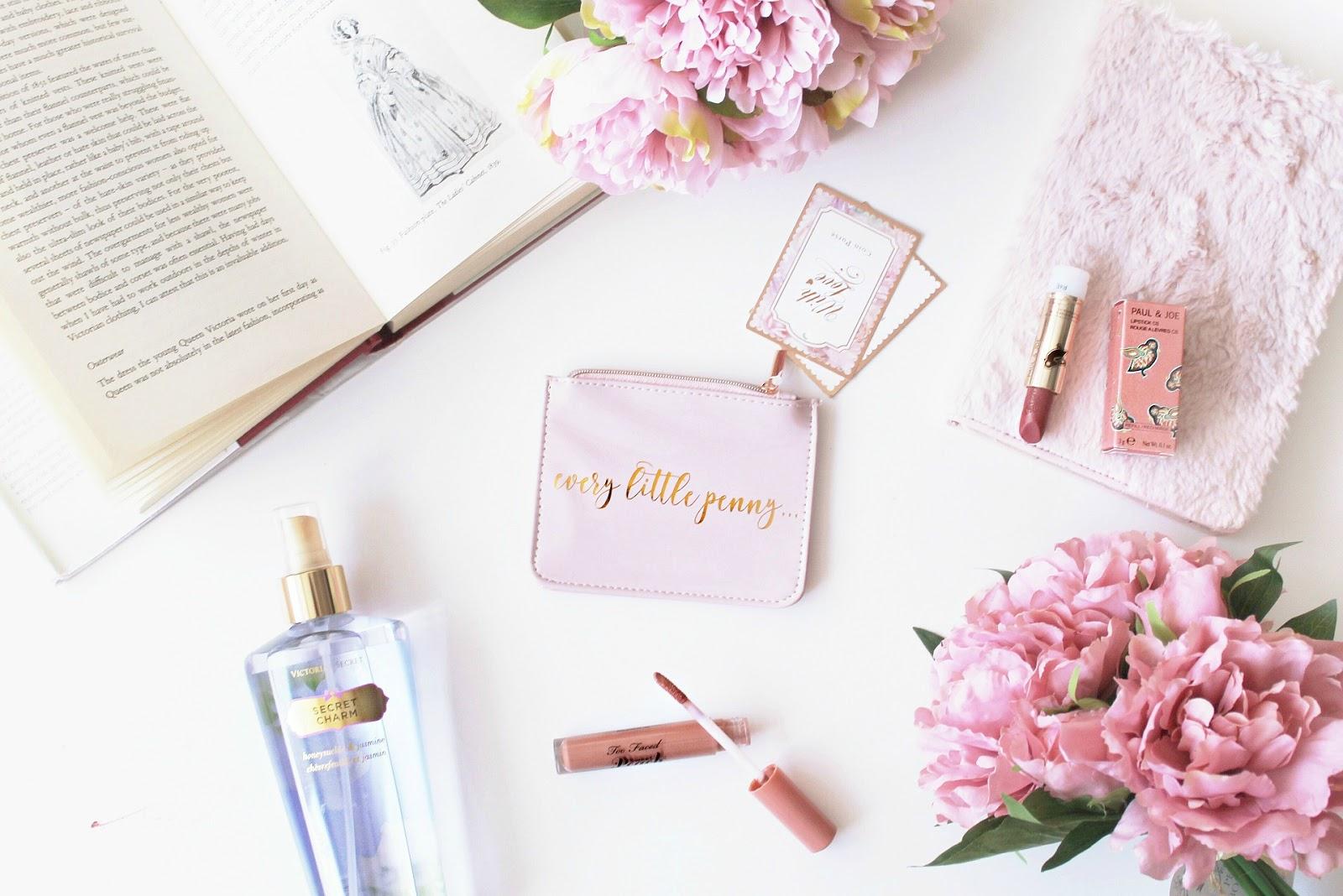 Spring beauty blog haul