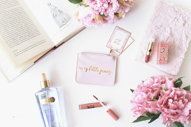 Spring beauty blog haul
