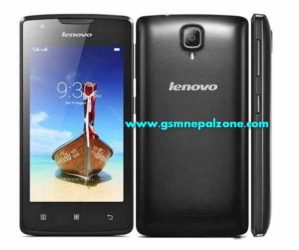 Lenovo A1000 Hardreset/ Factory Reset done without box and