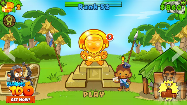 Bloons Tower Defense 5 | Menu | For Gamers Like Me