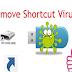 شرح ازالة فيروس Shortcut الطريقة الثالثة