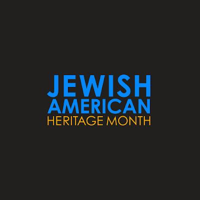 Jewish Heritage Month Banner