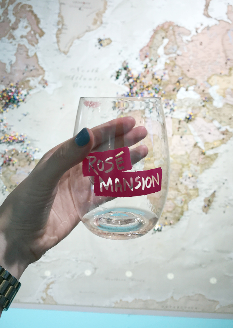 Rosé Mansion in New York City