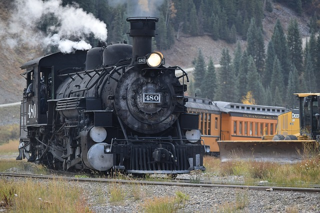 Durango and the Silverton Narrow Gauge Railway Colorado