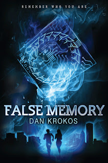 False Memory by Dan Krokos || Cover Love