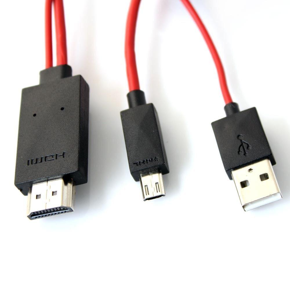 Cable Adaptador Mhl A Hdmi Para Celular Accesorios Para