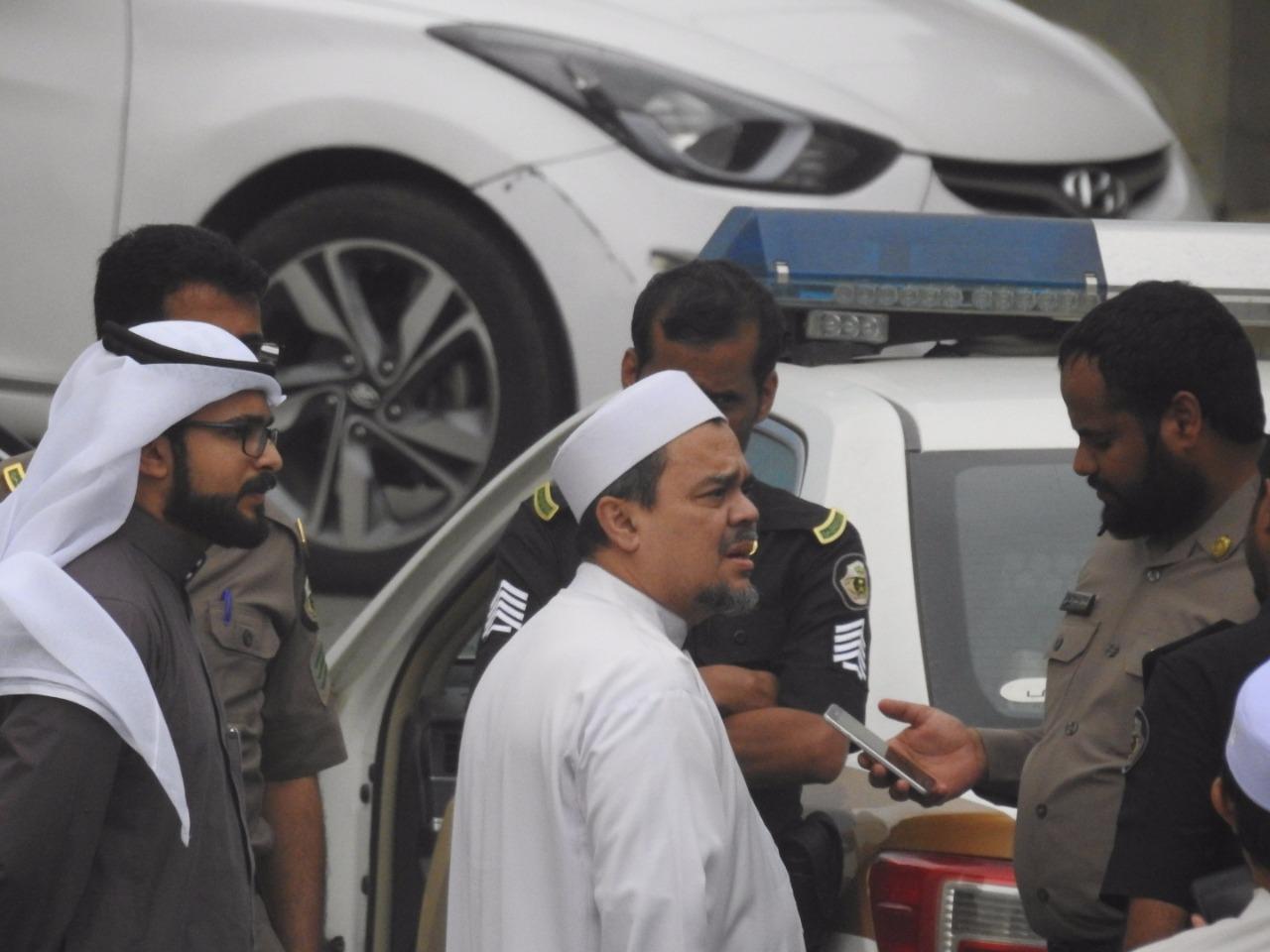 FPI Tahu Dalang di Balik Framming Penangkapan Habib Rizieq