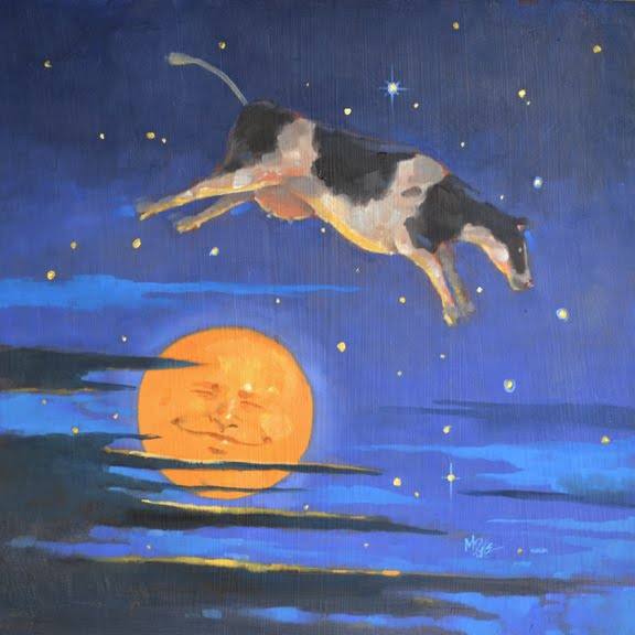 Studiowasteland Cows Jumping Over Moons
