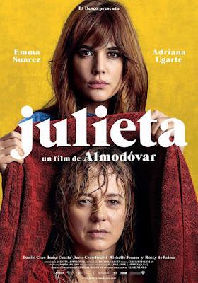 Julieta 2016 DVD R1 NTSC Latino