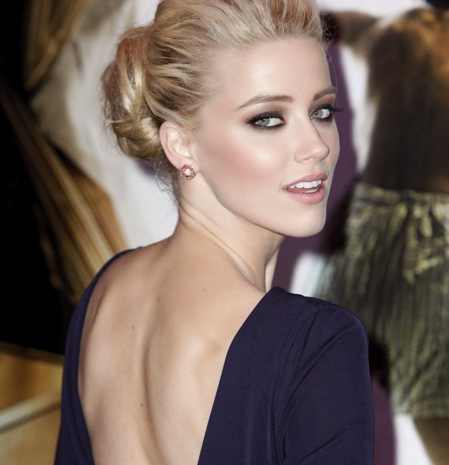 Hollywood Actress Wallpaper: Amber Heard HD Wallpapers
