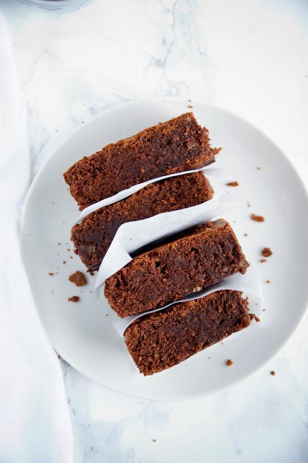 Brownies, Rezept, Schokolade, Backen, Schokoladenkuchen, Food Blog, spoonandkey