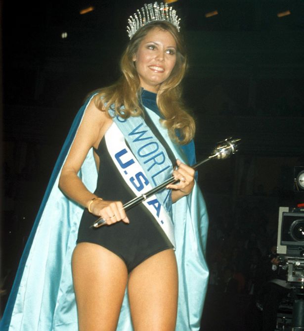 Miss World Of 1973 – Marjorie Wallace