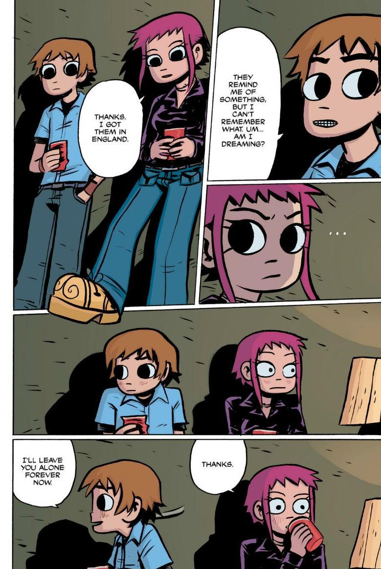 Read online Scott Pilgrim comic -  Issue #1 - 52