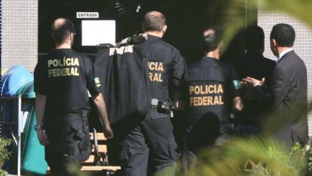 Polícia Federal conclui buscas em gabinetes de deputado e senador do PP