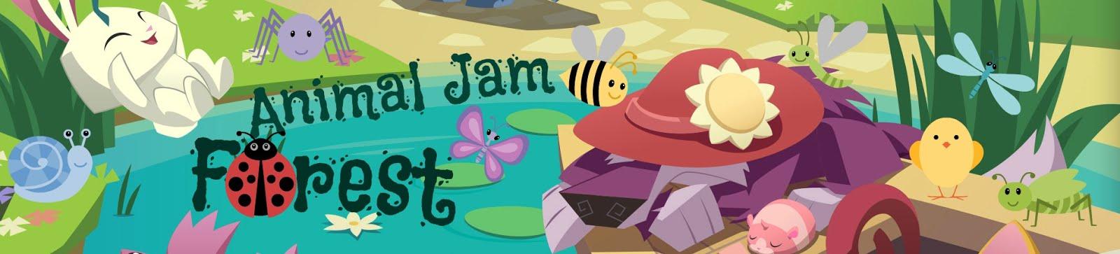 Animal Jam Forest
