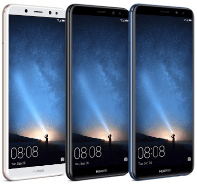 Huawei Mate 10 Lite launched mid-october