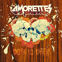 "Το τραγούδι των The Amorettes ""Everything i learned i learned from Rock n' Roll"" από τον δίσκο ""Born To Break"""