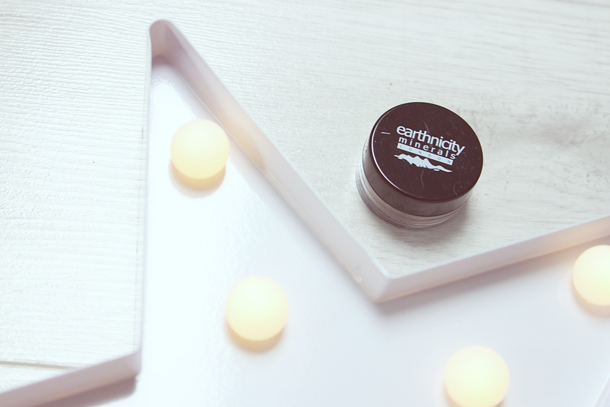 EARTHNICITY BRONZER MINERALNY SUNKISSED SHIMMER