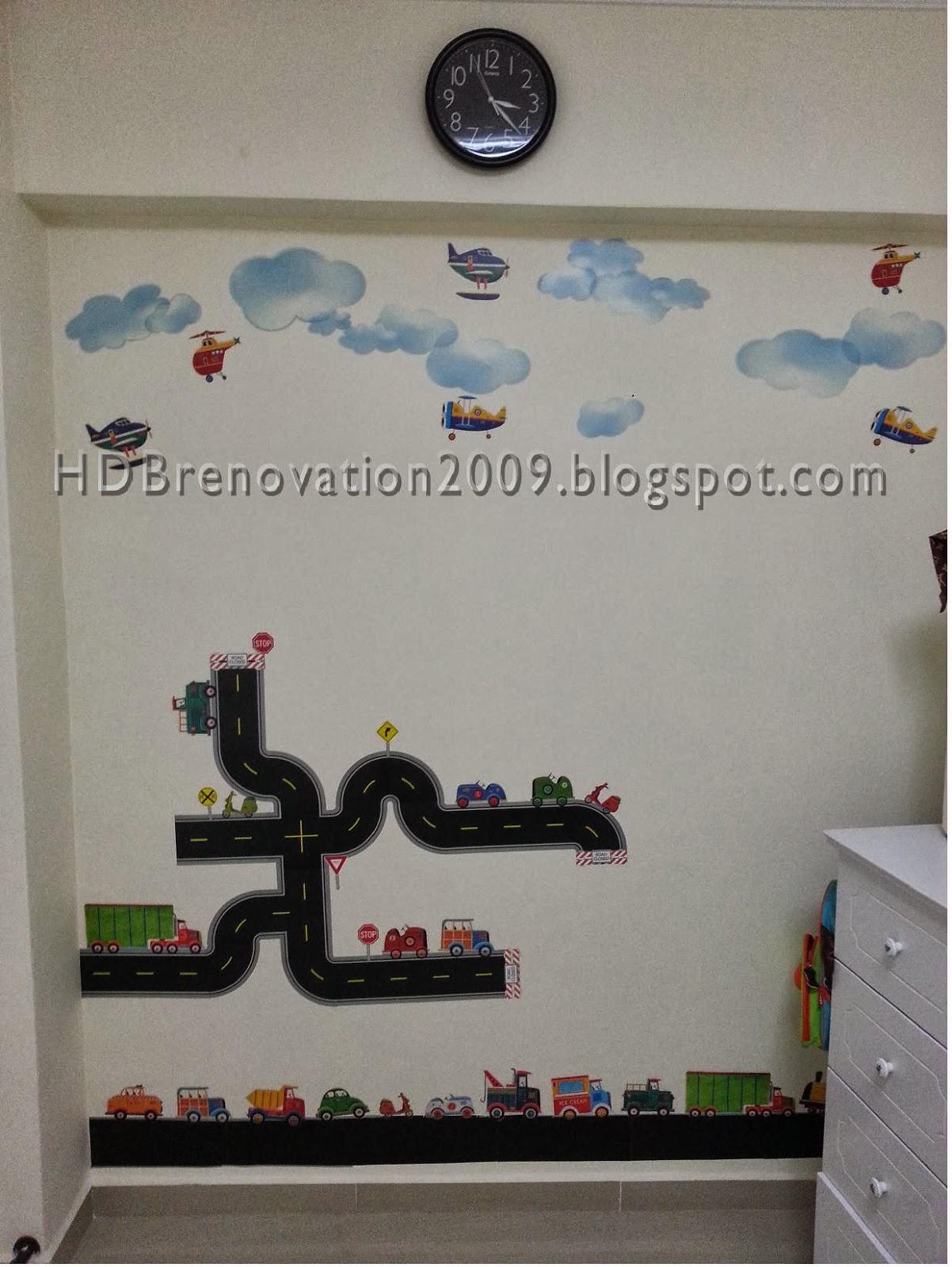 Our HDB Flat Renovation in 2009 DIY Decorating Boy s