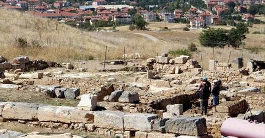 Μεγάλη εκκλησία ανακαλύφθηκε στην Πισιδία