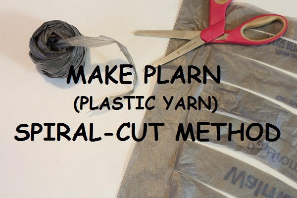 rants, tutorial, video, how to, make plarn, plastic yarn, recycle, plastic bags, YouTube