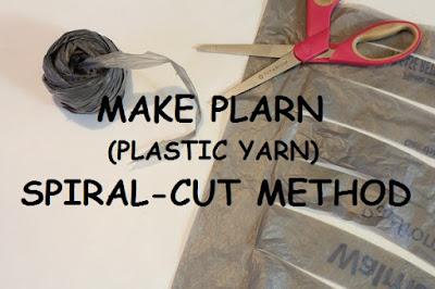 rants, tutorial, video, how to, make plarn, plastic yarn, recycle, plastic bags, YouTube