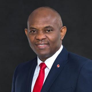 Tony Elumelu receives the Dwight D. Eisenhower Global Entrepreneur Award for 2017