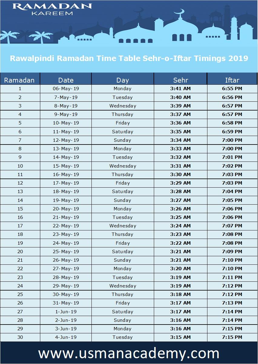 Ramadan Calendar 2019.Beaches Ramadan Fasting 2019 Uae Time Table