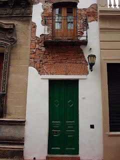 A Casa Mínima, em San Telmo, Buenos Aires