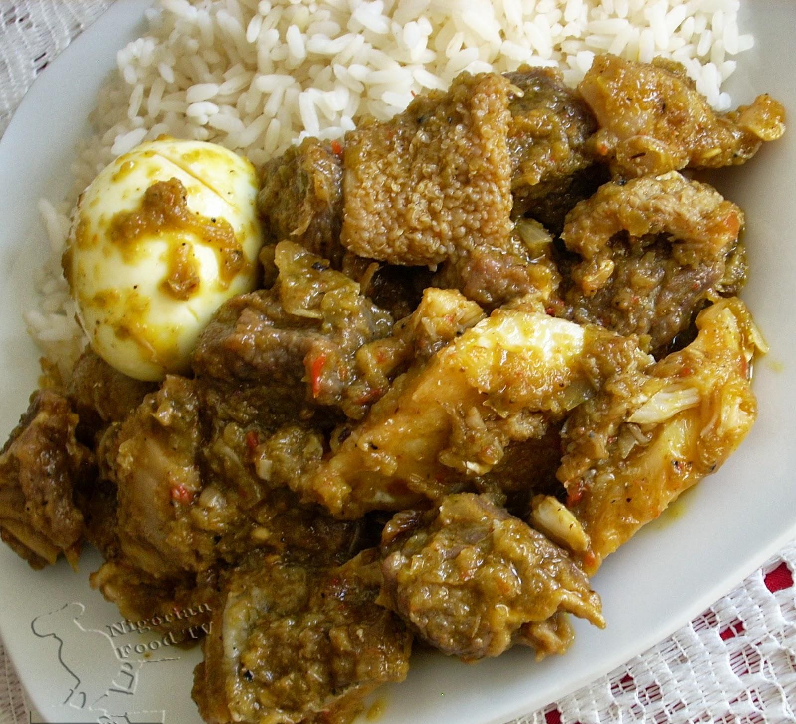 ofada stew , ayamase stew , ofada sauce, designer stew